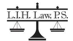 L.I.H. Law, P.S.